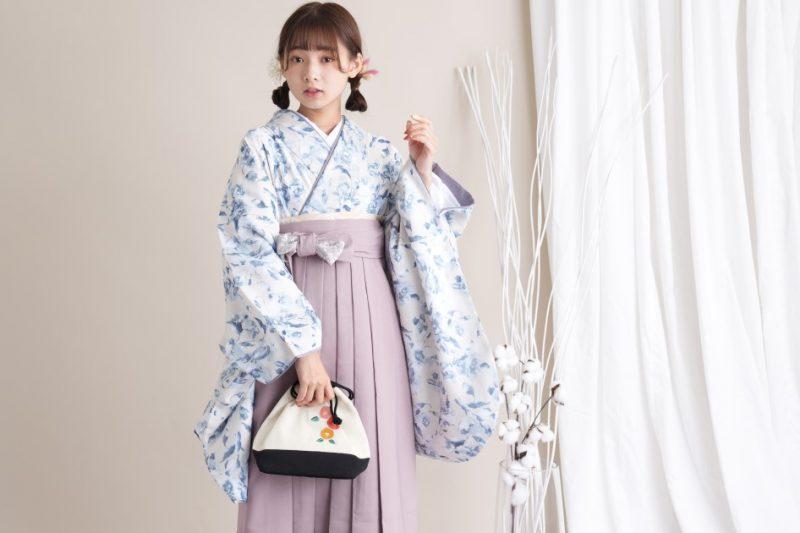 レディース 2尺袖 袴セット 91cm(新商品追加)