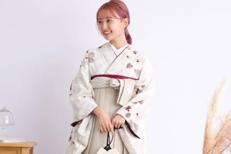 レディース 2尺袖 袴セット 95cm(新商品追加)